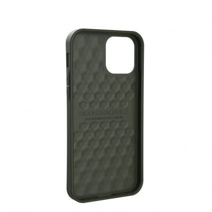 UAG Outback Biodg. Cover, iPhone 12/12 Pro, Olive