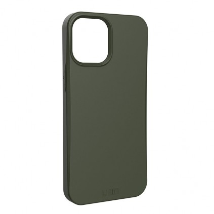 UAG Outback Biodg. Cover, iPhone 12 Pro Max, Olive