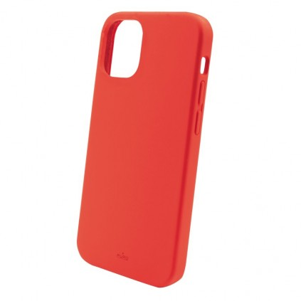 Puro iPhone 12/12 Pro Icon Cover Red