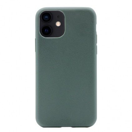Puro iPhone 12/12 Pro Biodegr & compostable L Green