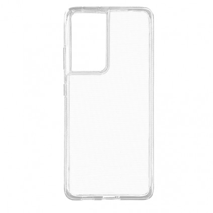 Krusell Samsung Galaxy S21 Ultra Soft Cover, Transparent