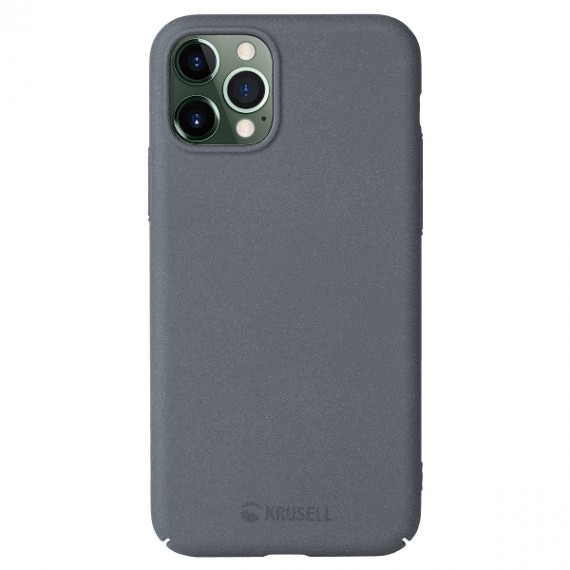 Krusell iPhone 12/12 Pro SandCover, Stone