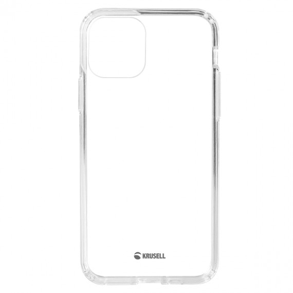 Krusell iPhone 12/12 Pro HardCover, Transparent