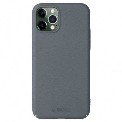Krusell iPhone 12 Pro Max SandCover, Stone