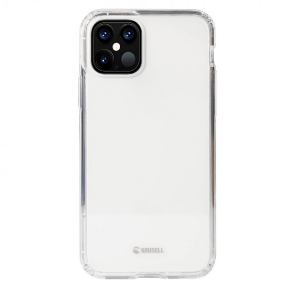 Krusell iPhone 12 Pro Max HardCover, Transparent