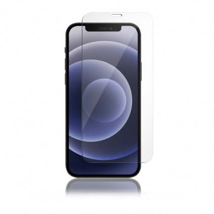 """Panzer iPhone 12 Pro Max 6.7"""" Full-Fit Silicate Glass"""
