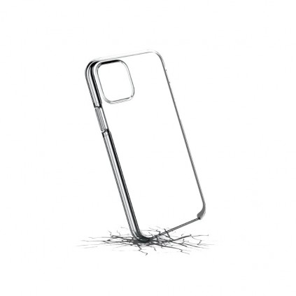 Puro iPhone 13 Impact Clear Cover, Transparent