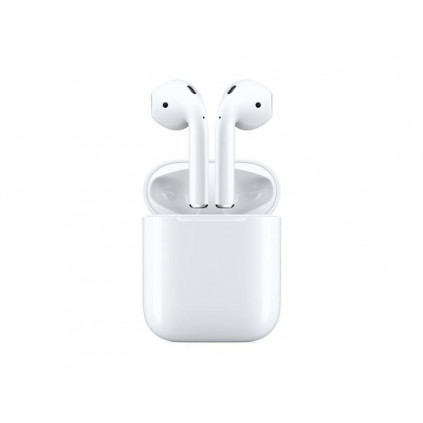 Apple AirPods (2nd Generation) med ladeetui