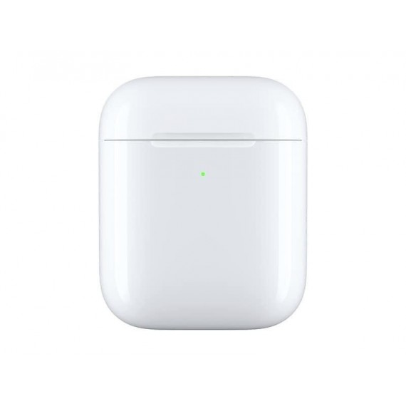 Apple AirPods (2nd Generation) med trådløst ladeetui
